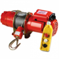 Single and 3 Phase Pacific Electric Winches product image