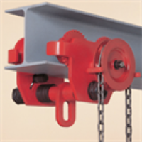 OZ Blok Girder Trolleys - Geared Type product image