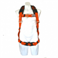 1100 PVC Padded Fall Arrest Harness product image
