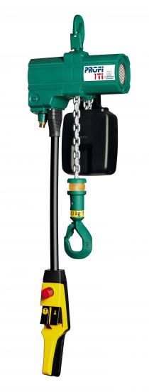 JDN Flameproof Air Hoists product image