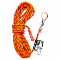 LINQ Kernmantle Rope With Thimble Eye & Rope Grab product image