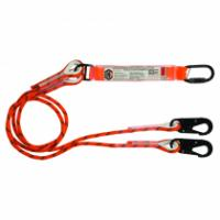 LINQ Double Leg Kernmantle Rope Lanyard Range product image