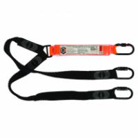 Elite Double Leg  Shock Absorbing Elasticated Lanyard Range product image